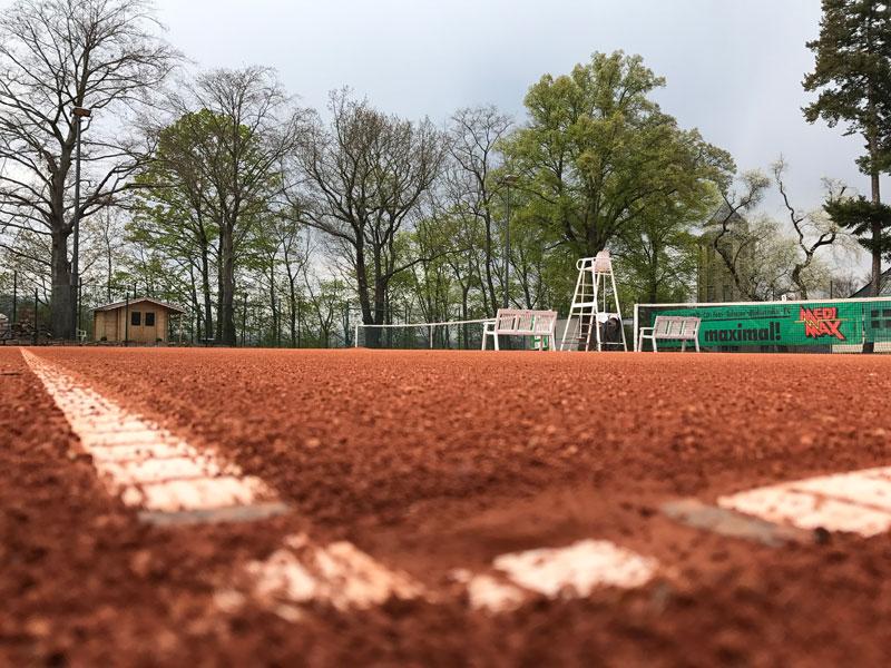 Tennisplatz-Saalfeld